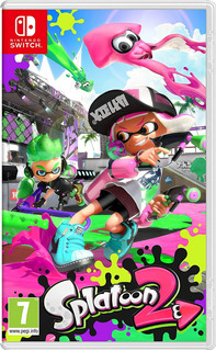 Splatoon 2 Nsw - Hobbiegames