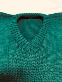 Sweater Pullover Tejido Uniforme Colegial Escolar 6 Al 18