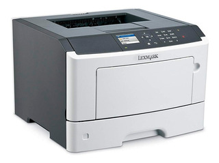 Impresora Lexmark Laser Ms415 Dn 40ppm 256mb Duplex Red