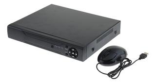 Seguridad Red Grabadora De Video Vigilancia Cámara 4 En 1