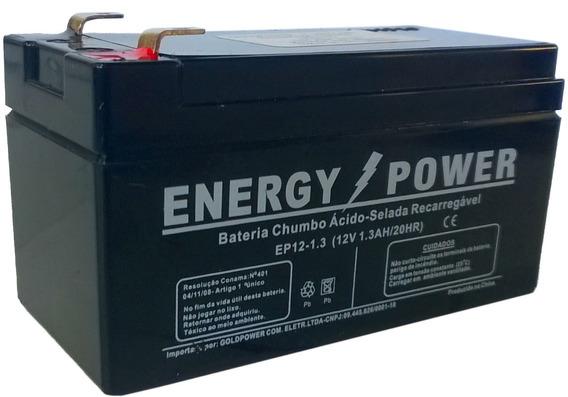 Bateria 12v X 1.3ah Energy Power