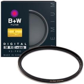 Filtro Uv 58mm B+w - O Melhor Filtro Uv Do Mercado