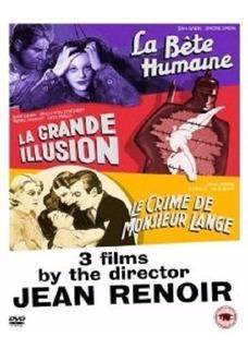 Dvd Lacrado Importado 3 Films Director Jean Renoir Regiao 2