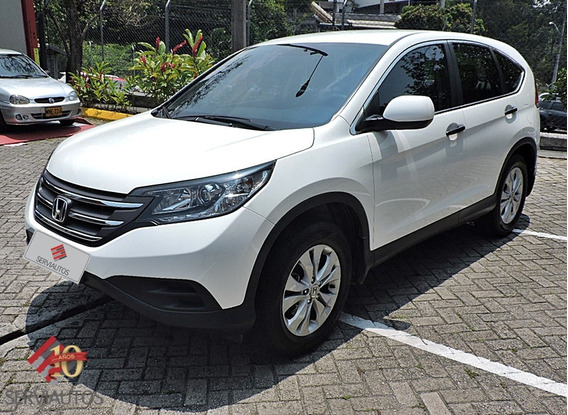 Honda Crv Lx 4x2 At 2.4 2014 Hzm265