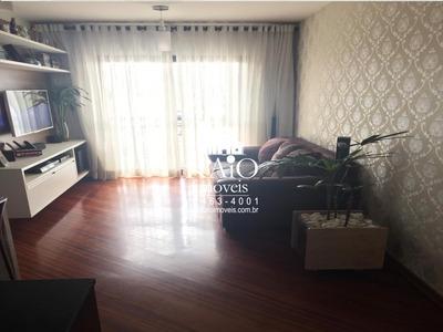 Lindo Apartamento Com 3 Dormitórios À Venda