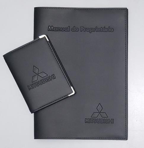 Imagem 1 de 6 de Kit Mitsubishi Porta Manual E Porta Documentos