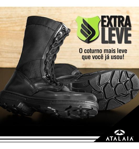 Coturno Exército - Extra Leve - Atalaia Original Sem/z