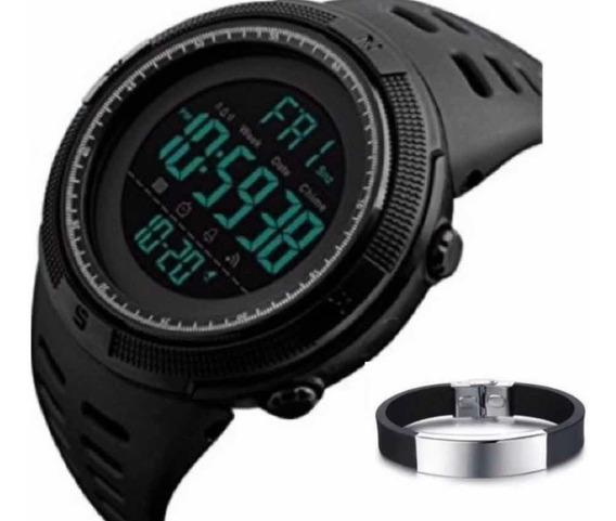 Relógio Esportivo Digital Prova D Agua Skmei 1251 Promoção