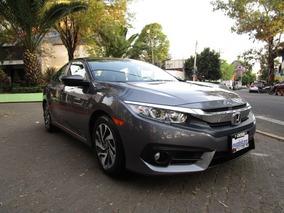 Honda Civic 4p I-style,cvt,2.0l,158hp,f.niebla,ra16