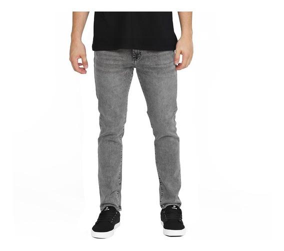 Pantalon Jean Vicus Street Negro Washed