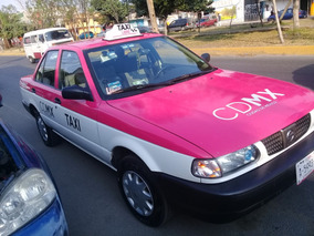 Nissan Tsuru 1.6 Gsii Mt Taxi $ Esta Nuevo