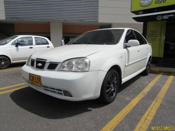 Chevrolet Optra Lt At 1800