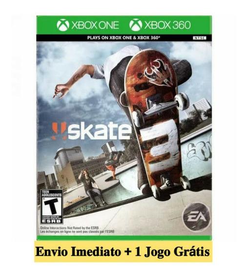 Skate 3 Midia Digital Xbox One