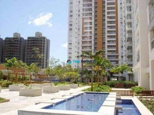 Imagem 1 de 16 de Apartamento Com 3 Dormitórios À Venda, 119 M² Por R$ 1.299.000,00 - Jardim Belo Horizonte - Campinas/sp - Ap2421