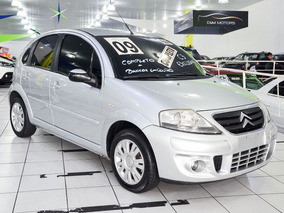 Citroën C3 1.6 Exclusive Flex 2009 Completo