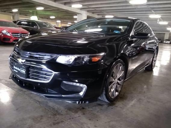 Chevrolet Malibu 2017 Negro