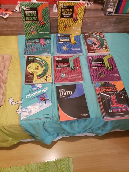 Livros Editora Moderna Ensino Medio