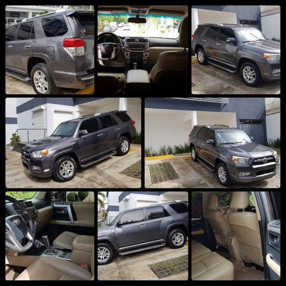 Toyota 4runner Limited 3filas 4x4