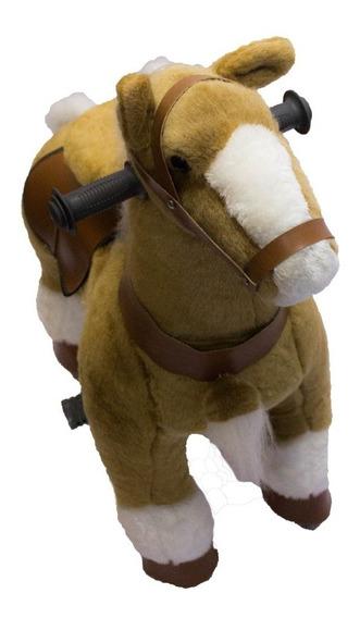 Caballito Pony Funny Pequeño Rueda Andador Hasta 8 Años