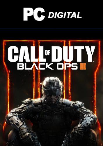 Call Of Duty Black Ops 3 Pc Español / Edición Digital Deluxe