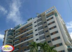 Apartamento En Alquiler En Bella Vista, Santo Domingo Mst100
