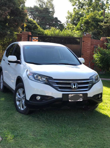 Honda Cr-v 2.4 Lx 2wd 185cv At 2015