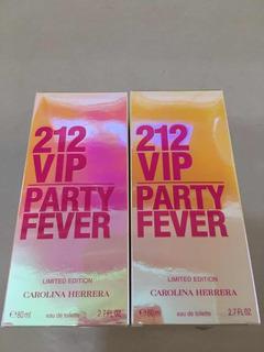 212 Vip Party Ferver Carolina Herrera 80 Ml