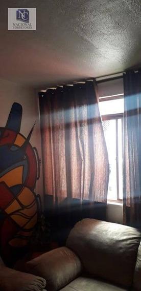 Apartamento Com 2 Dormitórios À Venda, 50 M² Por R$ 180.000,00 - Altos De Vila Prudente - São Paulo/sp - Ap8416