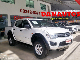 L200 Triton 3.2 Glx 4x4 Turbo Manual Diesel 2014
