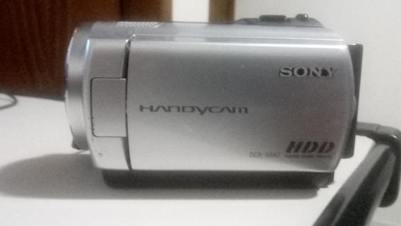 Filmadora Sony Hd De 60gb + Zoom 60x
