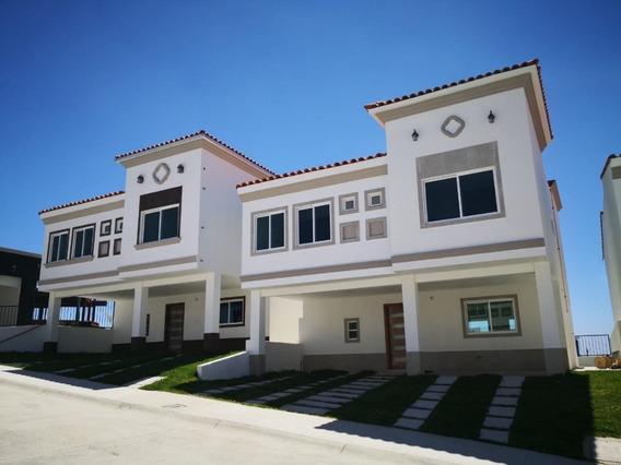 Casa En Venta, Modelo Murano, Riviera Residencial Dentro De Real Del Mar En Tijuana B.c.
