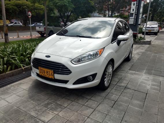 Ford Fiesta Titanium 2015