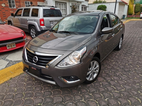 Nissan Versa 1.6 Advance Mt 2015