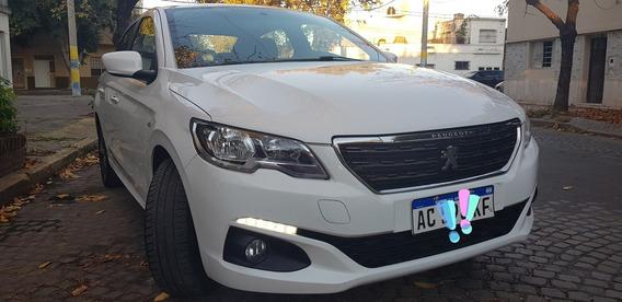Peugeot 301 Allure Plus 1.6 Nafta Gnc Vendo O Permuto