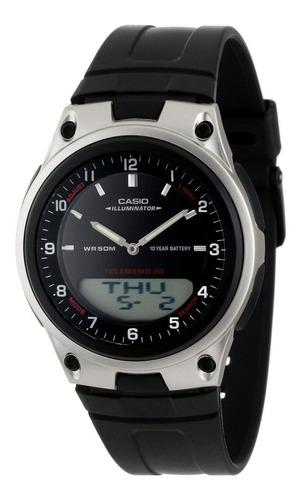 Reloj Casio Aw 80 Varios Colores 100% Original Pulso Caucho