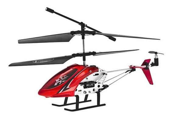 Helicóptero Com Controle Remoto Repeller 3 Canais Drone