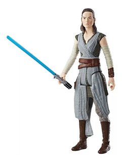 Star Wars Rey Figura Articulada - 4kids