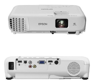 Video Proyector Epson W05+