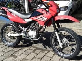 Moto Honda Nxr Bros 150 Ks Vermelha
