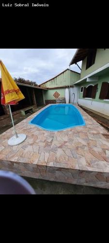 Imagem 1 de 15 de Casa Para Venda Em Saquarema, Boqueirão, 2 Dormitórios, 1 Banheiro, 1 Vaga - 3192_2-1193594