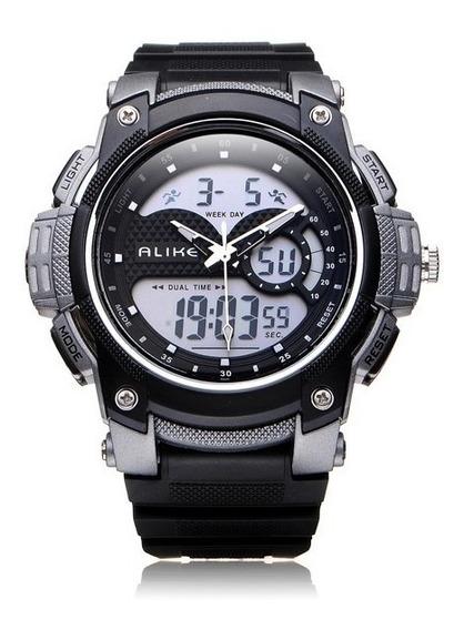 Relógio Alike Ak 1396 Sport (big Masculino)