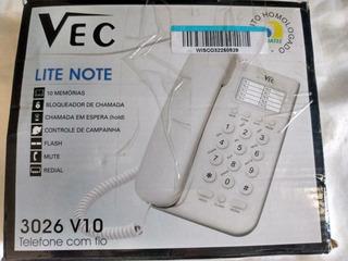 Telefone Vec 3026 V10