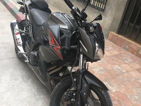 Kawasaki Z250 2016