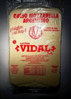 Vidal Mozzarella Por Plancha Y 1/2 Plancha