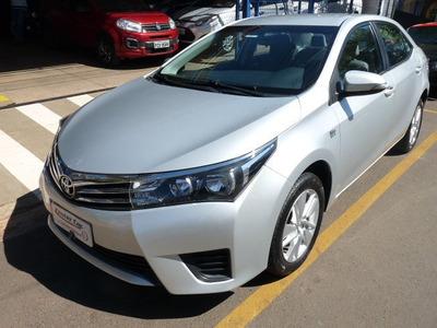 Toyota / Corolla 1.8 Gli Automático Flex