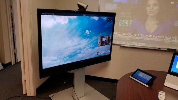 Vídeo Conferência Cisco Telepresence Mx300 Ttc 60-16 - Usado
