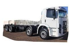 Volks 24.320 - 8x2 - 2012 - Chassi - Cabininha R$ 125.000,00