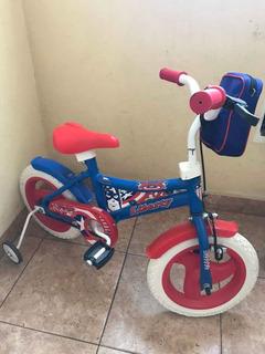 Bicicleta Liberty Capitán America
