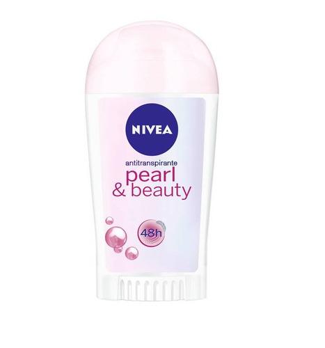 Desodorante Nivea Fem Pearl Be