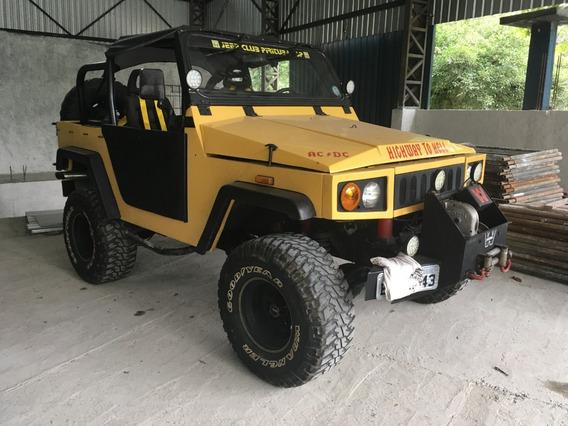 Jeep Engesa 4x4 6cc Álcool